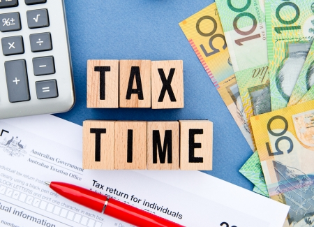 Plan ahead for Tax Time 2019's photo