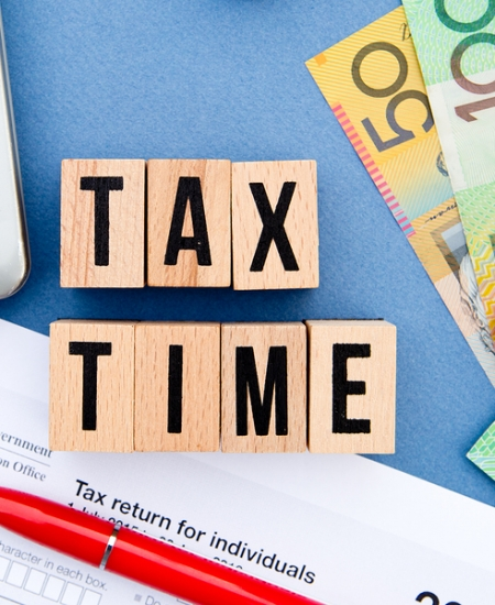 Plan Ahead For Tax Time 2019