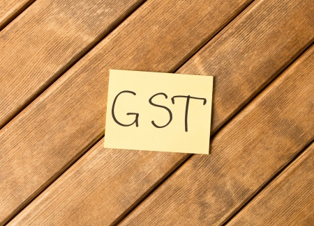 Let a GST credit slip through the cracks?'s photo