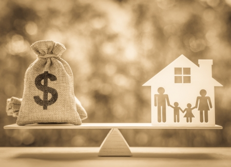 CGT exemption on inherited homes's photo
