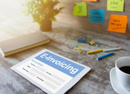 E-invoicing is on its way's photo
